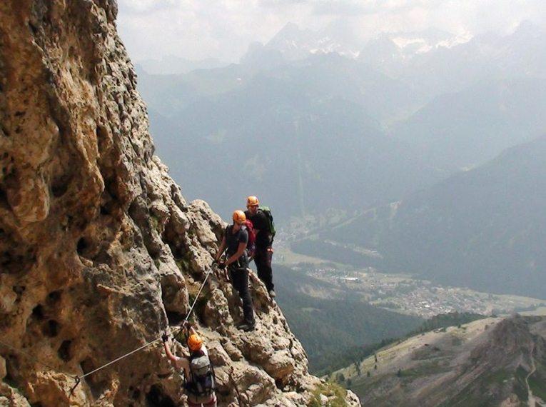 Klettersteig Rosengarten : Alpenstieg ihr bergtourenexperte