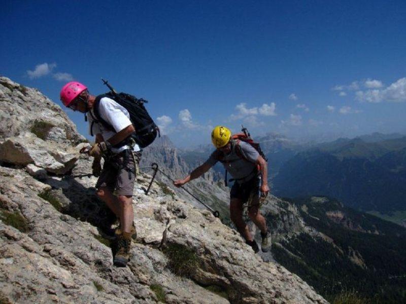 Klettersteig Fall : Klettersteige empfehlungen alpenverein