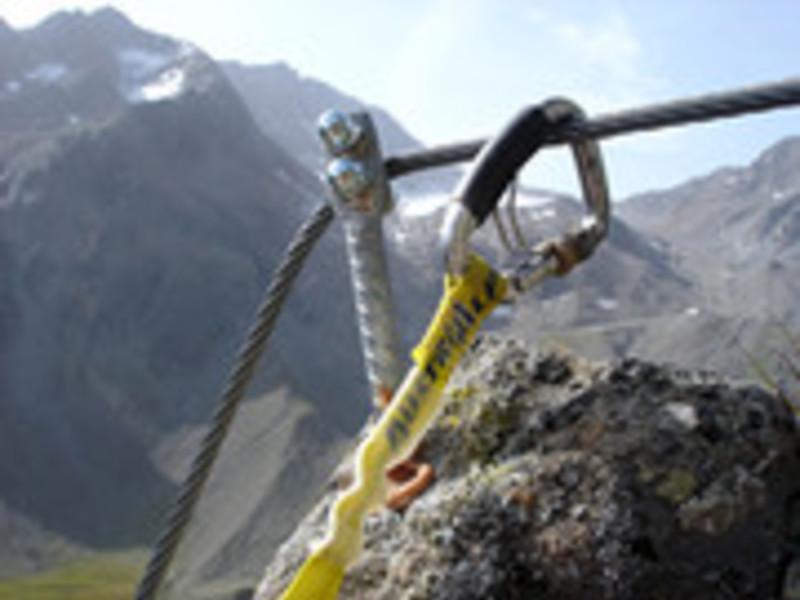 Klettersteig Für Anfänger : Klettersteig beschreibung alpspitz ferrata